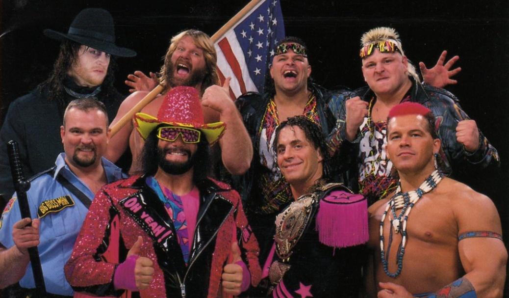 wrestlemania the album featured pic