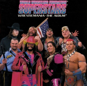 wrestlemania the album