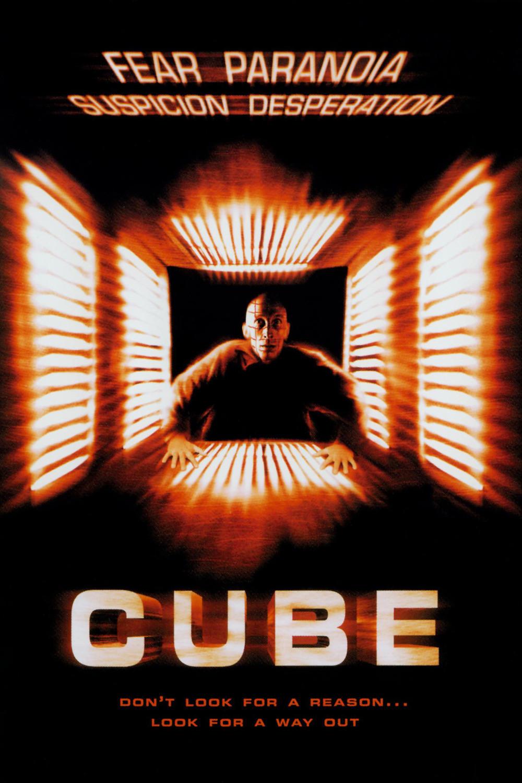 [FILMES  EM  DEBATE] - Mãe! (com SPOILERS) na página 7 !!! - Página 7 Cube-poster