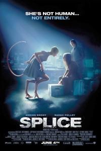 Splice poster