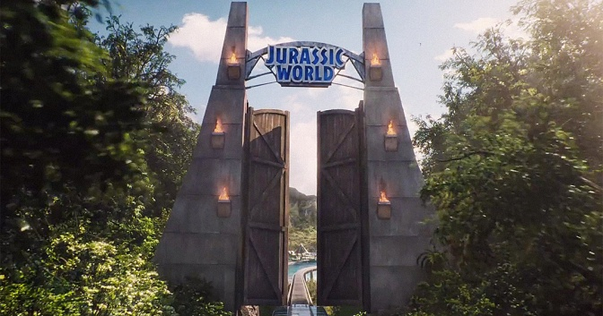 Jurassic World featured pic