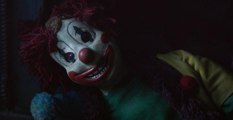 Even the clown scene fucks it a bit