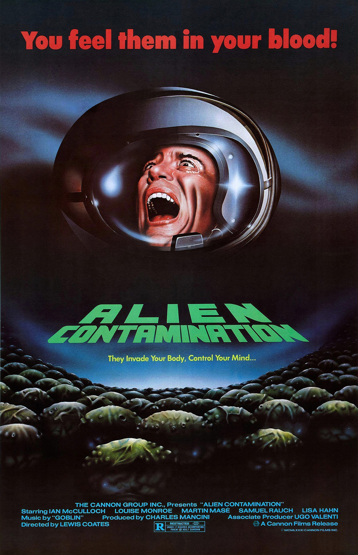 Contamination (1980) (Video Nasty review #11) – That Was A ...