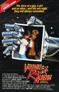 Voyage Of The Rock Aliens poster