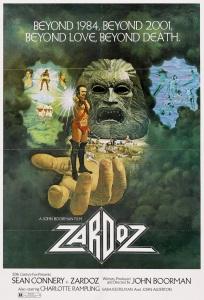 Zardoz poster