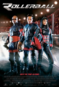 Rollerball (2012) poster