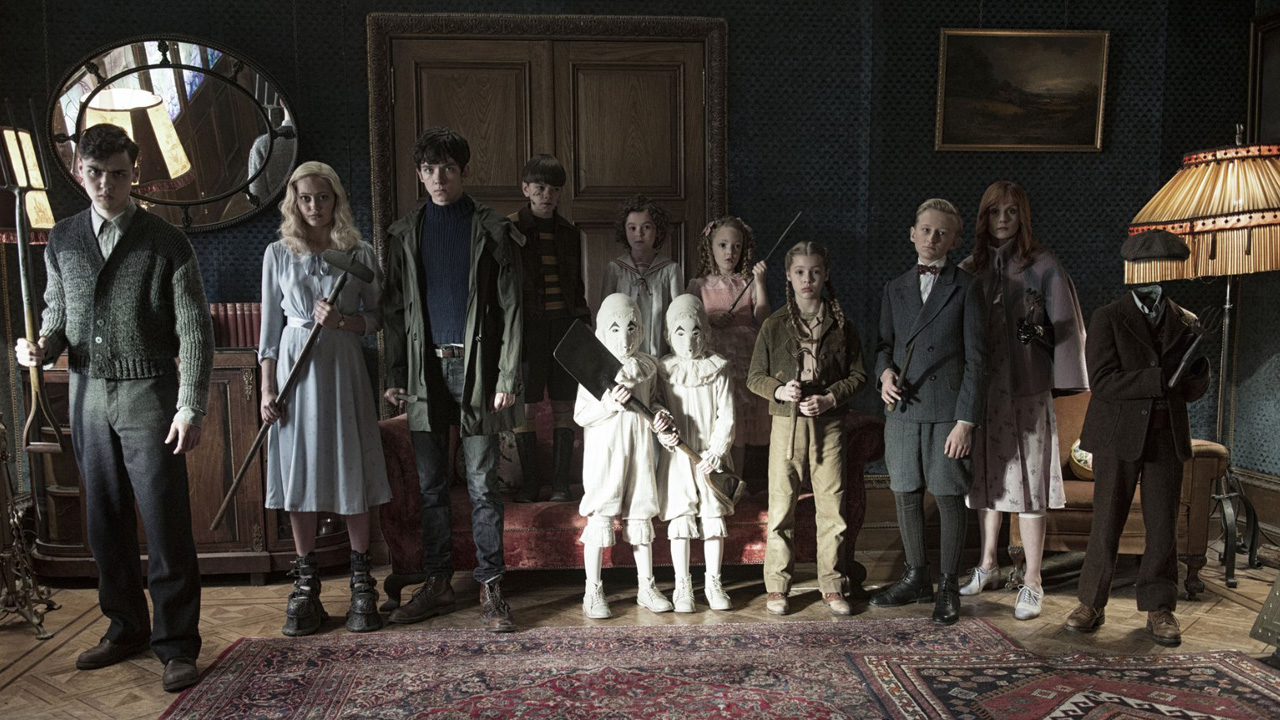 Miss Peregrine's Home For Peculiar Children (2016) review