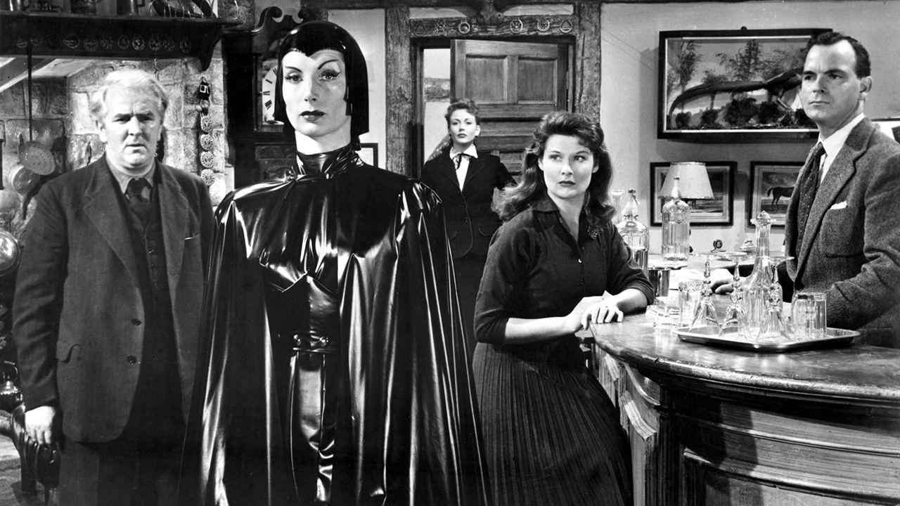 Devil Girl From Mars (1954) review