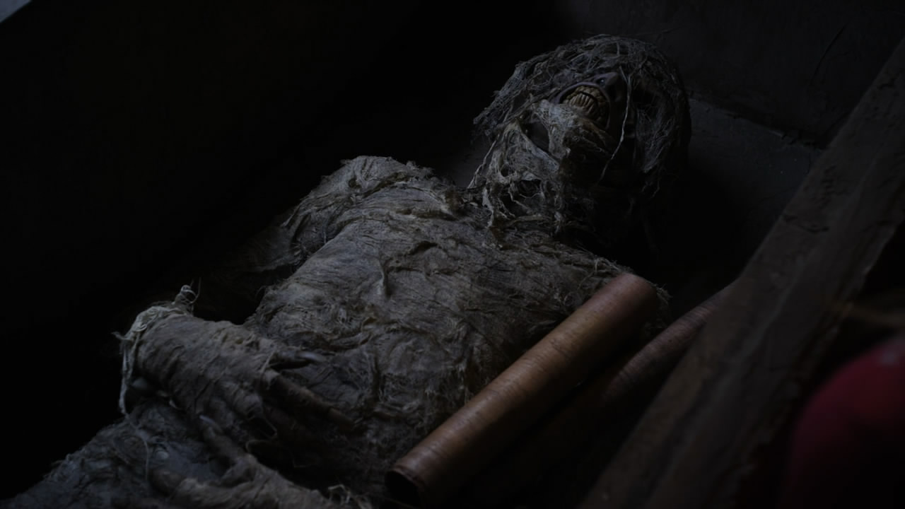 Resurrection Of The Mummy (2014) review